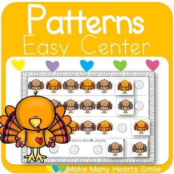 Patterns with Turkeys