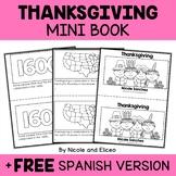 Thanksgiving Book Activity
