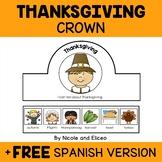 Thanksgiving Activity Crown Craft