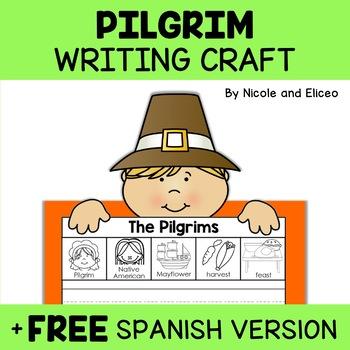 Writing Craft - Pilgrim Activity