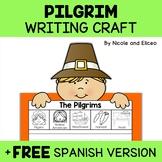 Pilgrim Writing Craft Activity