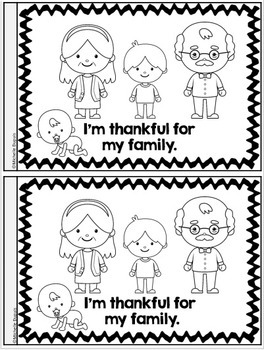 Thanksgiving Reading and Writing Printables