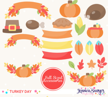 Thanksgiving Clipart and Vectors