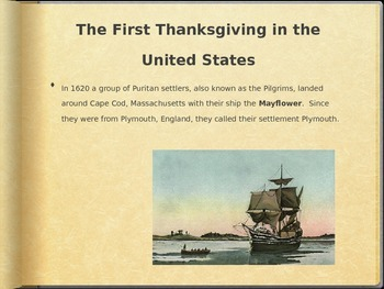 Thanksgiving: A Brief History and Overview