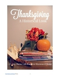 Thanksgiving: A Historical Perspective