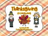Thanksgiving: A Literacy & Social Studies Unit
