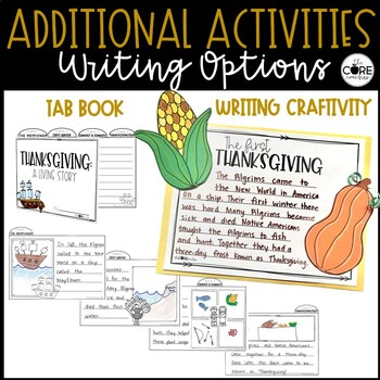Thanksgiving: Interactive, Hands-On Mini-Lessons