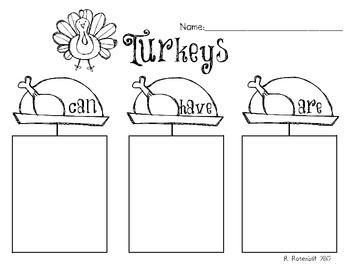 Thanksgiving: A Mini Unit