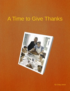 Thanksgiving: A Time to Give Thanks