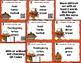 Thanksgiving ABC Order Task Cards with Optional QR Codes