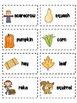 Thanksgiving ABC Order with Scrappindoodle Graphics