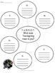 Thanksgiving Acrostic Poem & Word Scramble Activity Fun & Creative Writing!