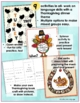 Verb Tenses Activities | Thanksgiving Past and Present