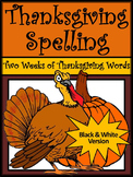 Thanksgiving Spelling Activities: Thanksgiving Spelling Ac