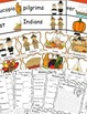 Thanksgiving Writing Pocket Chart Cards Writing Activities or Fall Activities