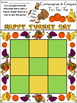 Thanksgiving Activities: Cornucopias & Grapes Fall-Thanksg