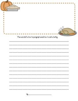 Thanksgiving Activities For Intermediate Grades