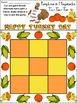 Thanksgiving Activities: Pumpkins & Haystacks Fall-Thanksg