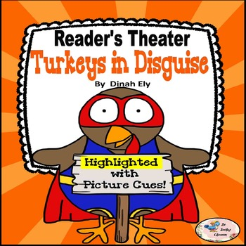 Turkeys in Disguise Reader's Theater