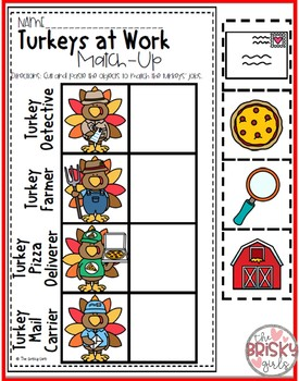 Thanksgiving Activities (Thanksgiving Centers)