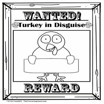 FREE- Turkeys in Disguise