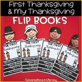 Thanksgiving Writing Activities for November    Flip Books