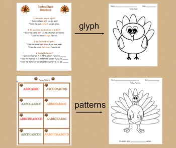 Thanksgiving Activities and Choice Board