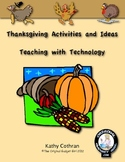Thanksgiving Activities and Ideas: Teaching with Technology