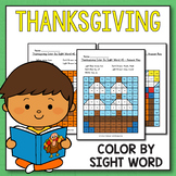 Thanksgiving Activities for 1st grade - Thanksgiving Color