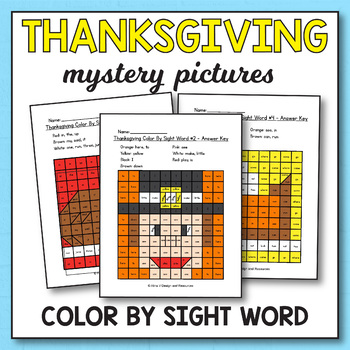 Thanksgiving Activities for Preschool -Thanksgiving Coloring Pages