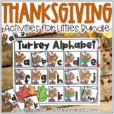 Thanksgiving Activities for Preschool and Kindergarten