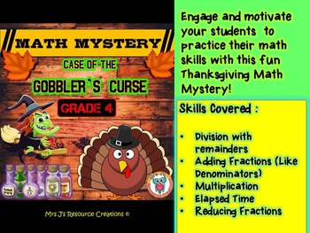 Fun Thanksgiving Activity