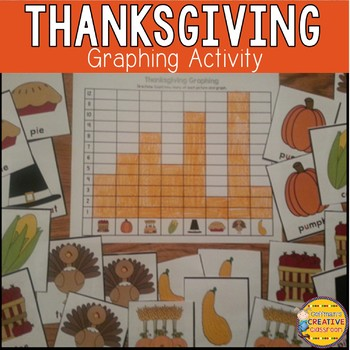Thanksgiving Graphing Activity