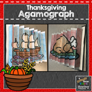 Thanksgiving Activity: Agamograph