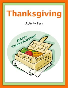 Thanksgiving Activity Fun