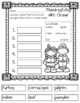 Thanksgiving Literacy and Math Activity Pack