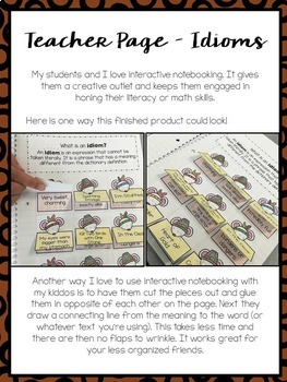 Thanksgiving Activity Packet - Math & Reading