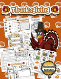 Thanksgiving Activity Set