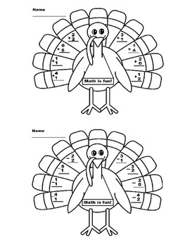Thanksgiving Activity Pages (8 activities for Prek-1st)