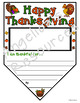 Thanksgiving Activity : Thanksgiving Pennant