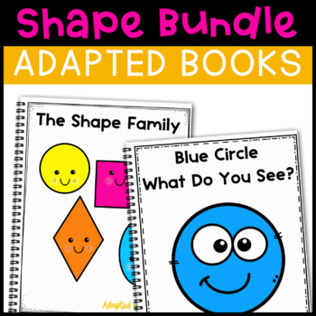 Shape Adapted Book Bundle: 2 Shape Adapted Books