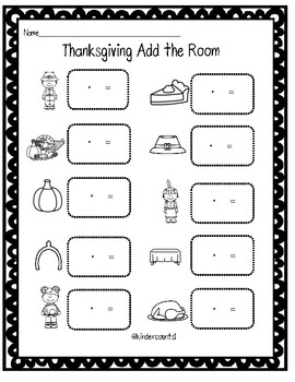 Thanksgiving Add the Room