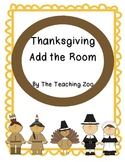 Thanksgiving Add the Room {Common Core Center!}