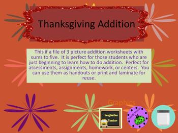 Thanksgiving Addition