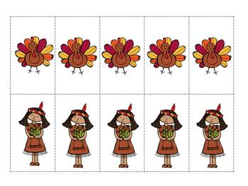 Thanksgiving Addition Activities
