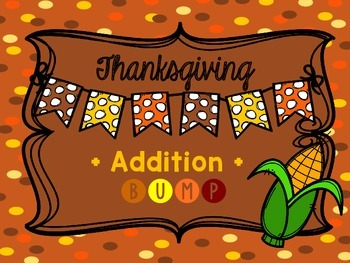Thanksgiving Addition BUMP FREEBIE