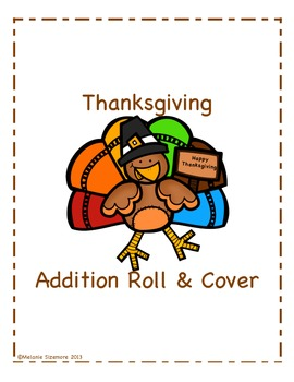 Thanksgiving Addition Roll and Cover