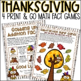 Thanksgiving Math Activities   4 Addition and Subtraction