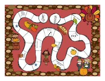 Thanksgiving Addition and Subtraction Games Thru 10. (Common Core Aligned)