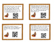 Thanksgiving  Addition and Subtraction Word Problems Task Cards